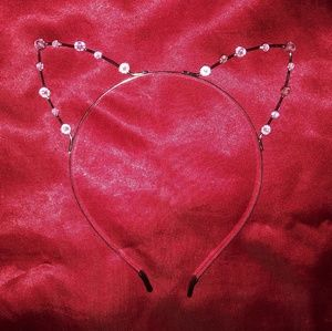 HALLOWEEN SEXY Cat Ears ADULT SIZE